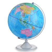 哪里儿童中学生用地球仪台灯32CM高清大号带灯摆件办公室书房地图