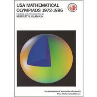 【预订】USA Mathematical Olympiads 1972-1986 9780883856345