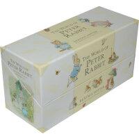 The World of Peter Rabbit 23-copy Box 彼得兔的故事套装(共23册)ISBN 9780723257639
