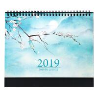 2017年到2018年台历记事本日历计划本卡通创意日程表办公学生万年历