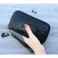 贝壳大容量手包手机零钱包钥匙女士手抓包手拿包