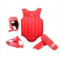 成人儿童全套套装散打跆拳道训练护具护脚护胸护腿护挡护头护具  可礼品卡支付