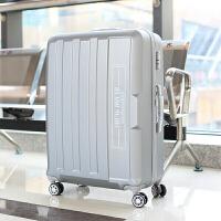 手拉箱行李箱32寸大拉杆箱男30寸出国旅行箱女大密码箱大容量皮箱天蓝色32寸 32寸 买一送六