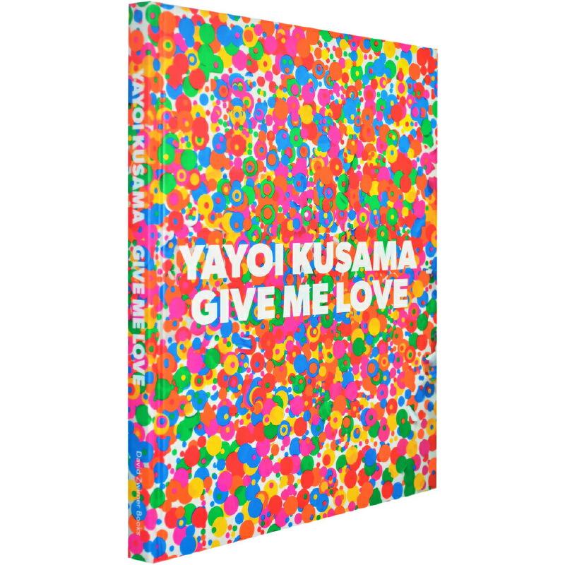 【英文原版】yayoi kusama: give me love 草间弥生:给我爱 色彩大图片