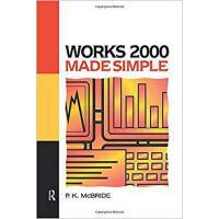 【预订】Works 2000 Made Simple 9781138436183