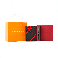 Campo Marzio意大利赛璐珞签字笔 高档商务礼品精美礼盒套装 原装进口笔