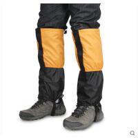 冬季男女户外登山滑雪抓绒保暖防滑雪套防水防风耐磨保暖护脚脚套 可礼品卡支付