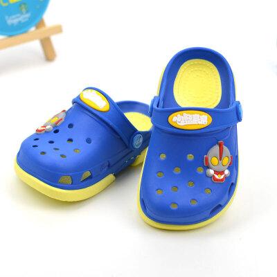 1-2-3岁宝宝凉鞋 夏季软底男女童鞋可爱公主婴幼儿童小童拖鞋防滑