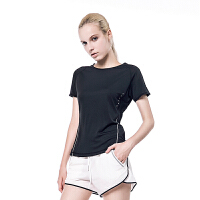 JOMA荷马女子夏季新款女生运动短袖T恤运动休闲纯色百搭上衣服潮