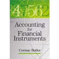 【预订】Accounting for Financial Instruments 9780470699805