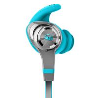 Monster魔声 iSport Intensity Wireless  新爱运动强度入耳式蓝牙耳机 防汗线控 新品发售 - 蓝色