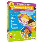 Evan-Moor Smart Start Grade K 美国加州教辅 聪慧启蒙 幼儿园6科英语启蒙 儿童英文原版进
