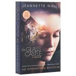 【中商原版】玻璃城堡 英文原版 The Glass Castle: A Memoir 自传 女性传记 珍妮特・沃尔斯