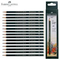 德国辉柏嘉9000素描铅笔 专业绘图铅笔 美术铅笔 多灰度素描铅笔