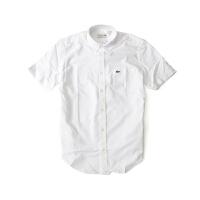 LACOSTE 鳄鱼新款男式短袖衬衫【美国直邮】