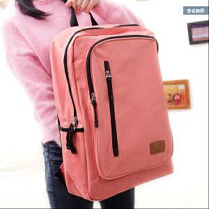 新款韩版双肩包男女高中学生书包休闲背包旅行包电脑包学院风潮包