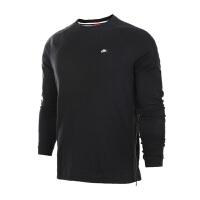 Nike耐克男装 运动休闲圆领透气卫衣套头衫 846351-010