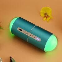 手宝迷你USB充电宝无水加热电暖宝宝便携暖饼LED小夜灯