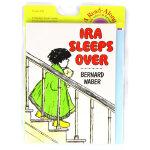 Ira Sleeps Over (Book & CD)伊拉去借宿(书+CD)ISBN9780618852826