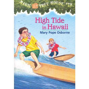 Magic Tree House #28: High Tide in Hawaii 神奇树屋系列28:夏威夷大潮 9780375806162