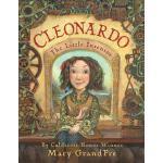 【预订】Cleonardo, the Little Inventor