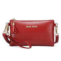 手拿包女款迷你小包包中年女包皮手拿包妈妈包单肩斜挎包手机包零钱包
