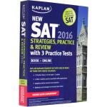 【英文原版】Kaplan New SAT 2016 Strategies Practice and