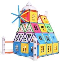 磁力棒男女孩益智拼装磁性磁铁吸铁石儿童积木玩具