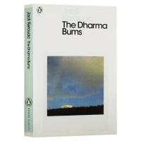 正版现货 达摩流浪者 英文原版 The Dharma Bums 在路上续篇 全英文版 Jack Kerouac 杰克凯鲁