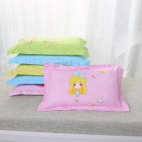 御目 儿童枕头 全棉夏季午休枕儿童枕卡通学生加长枕头套凉枕新生婴儿幼儿园定型枕0-1-3-6-8岁枕芯枕套家居床上用品