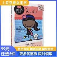 进口原版Lotus Lane#3:Lulu:My Glamorous Life露露:我充满魅力的生活