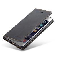 新款iphone xs max手机壳皮套翻盖苹果6s保护套 插卡6plus男女款7plus/8P硅胶