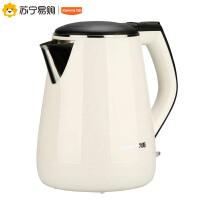 【苏宁易购】Joyoung/九阳 JYK-13F05A 电热水壶保温开水壶烧水壶开水煲电壶