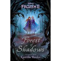 英文原版 冰雪奇缘2 小说 暗影森林 迪士尼 艾莎安娜探险旅程 精装 青少小说 Frozen 2: Forest of
