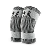 FANGCAN 2只装针织运动护膝男女成人护膝膝盖半月板保护带 透气