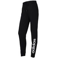 Adidas阿迪达斯女裤健身运动裤休闲小脚长裤EI4686