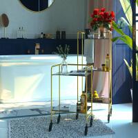 bencross浴室置物架卫生间储物架卫生间收纳简易落地式多层