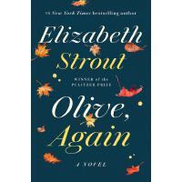 英文原版 奥丽芙・基特里奇续集 精装 Elizabeth Strout 又见奥丽芙 Olive, Again 微不足道