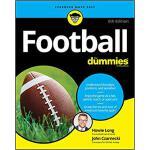 【预订】Football For Dummies, 6Th Edition 9781119553007