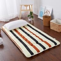御目 床垫 家用寝室上下铺床垫加厚大学生宿舍床褥子单人双人折叠垫被90cm1米1.2/1.5 创意家具