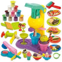 橡皮泥无毒儿童3D彩泥套装模具工具粘土手工DIY儿童橡皮泥玩具