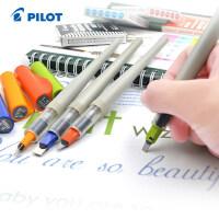 日本百乐文具平行笔 PILOT平行笔 写花体英文字的平尖钢笔