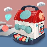 【9大玩法 游戏屋】蓓臣 婴幼儿童益智六面游戏屋 音乐启蒙数学逻辑1-3岁早教玩具