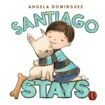 Santiago Stays ISBN:9781419708213