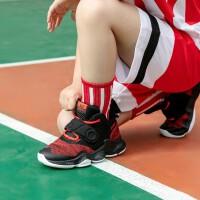 【夏清仓1件3折价:95.7】361儿童冬季男中大童防滑耐磨高帮篮球鞋时尚舒适运动鞋N71941128