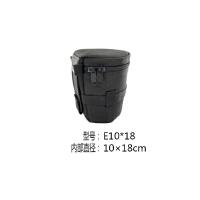 单反相机镜头筒闪光灯摄影挂包功能腰带百折布配件 *18
