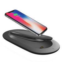 MIPOW苹果X无线充电宝iPhoneX无线充电器双用移动电源便携快充8P