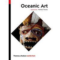 正版 Oceanic Art (second) (World of Art) 海洋艺术 英文原版