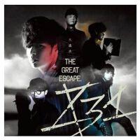 原装正版 831八三夭:大逃杀The Great Escape 1CD+歌词本 音乐CD