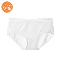 【到手价:39元】安莉芳旗下安朵中腰内裤女舒适棉质包臀三角裤HP00012